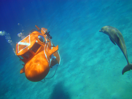 Personal Submersible - ResortSub and Dolphin