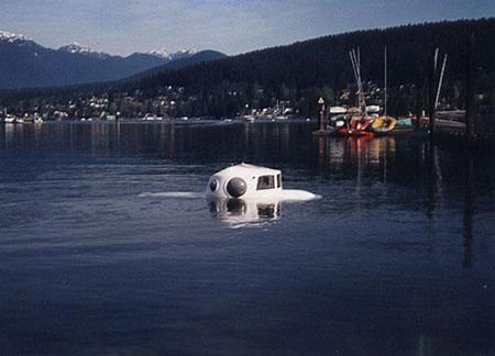 Personal Submarine - ResortSub Rocky