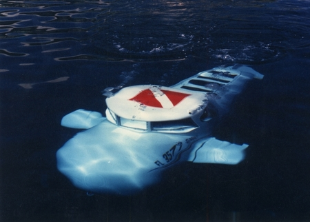 Personal Submersible - Mini Submarine - SportSub