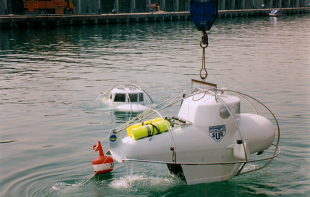 Personal Submersible - Custom Submarine - Mini Submarine Custom Builds