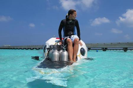 Personal Submarine - ResortSub - Velaa