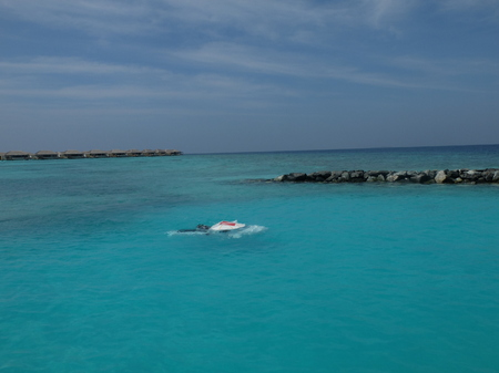 Personal Submersible - Submerged